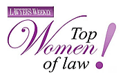 Lawyer's Weekly Top Women of Law